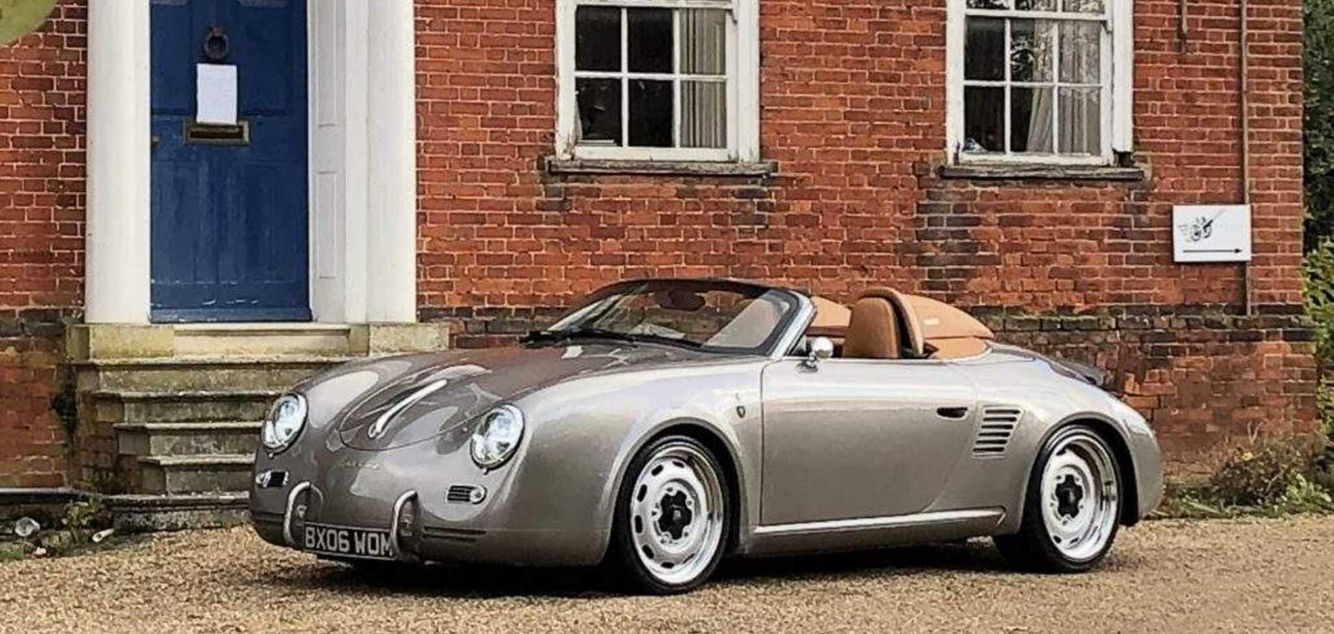 Новый Porsche превратили в старый Porsche: что из этого вышло