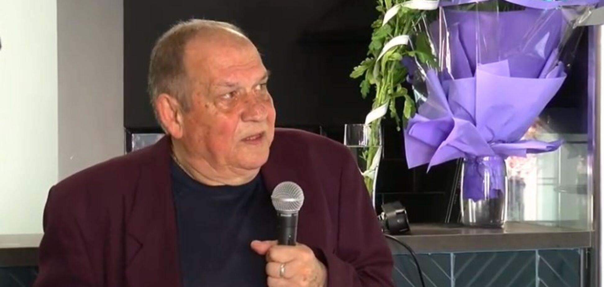 Умер заслуженный журналист Украины