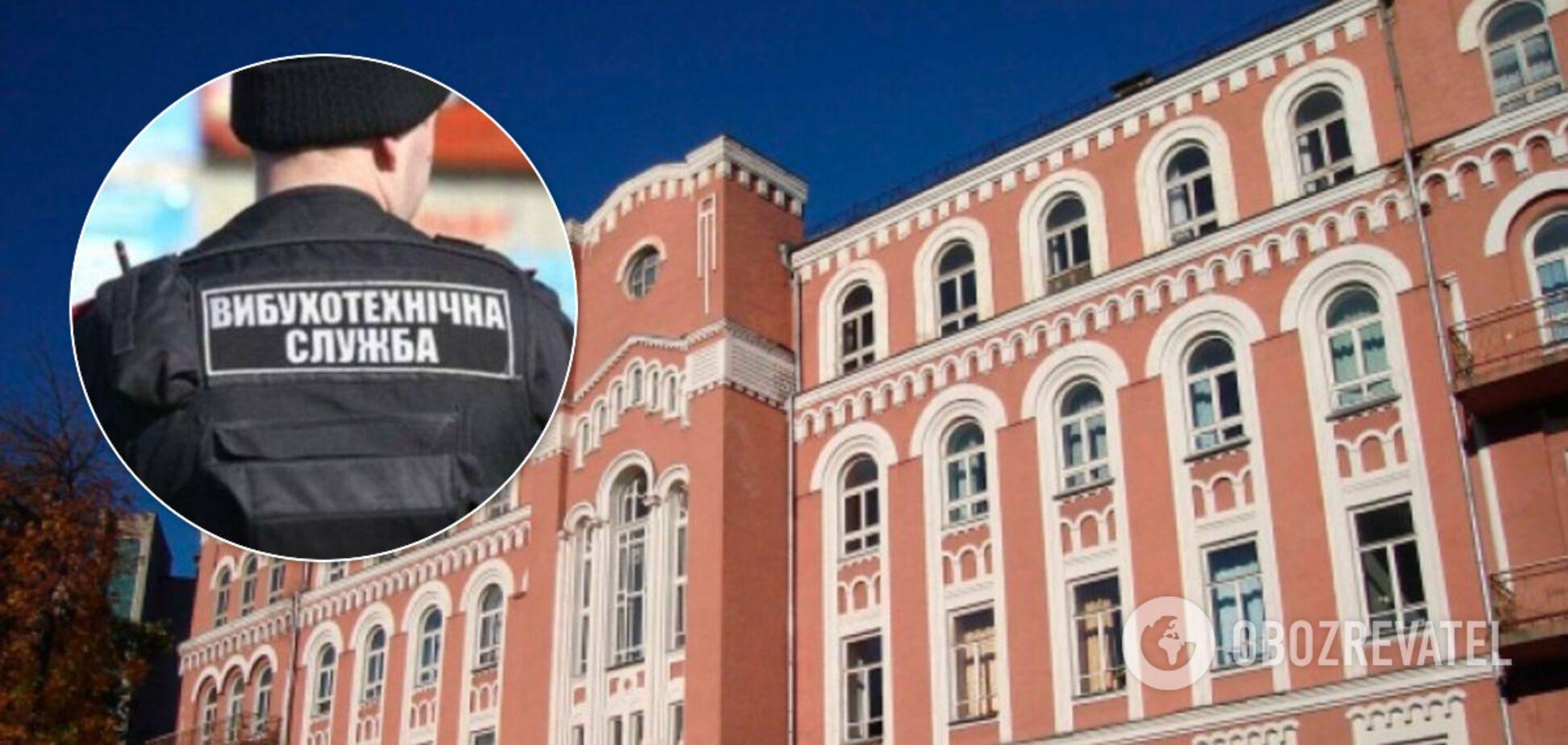 Александровскую клиническую больницу 'минировали'