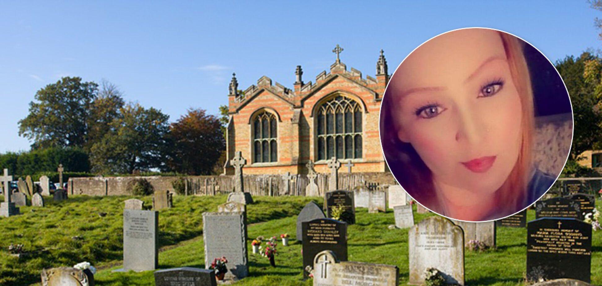 'Ніби у фільмі жахів': у Британії жінка померла на похороні своєї матері, яка загинула від COVID-19