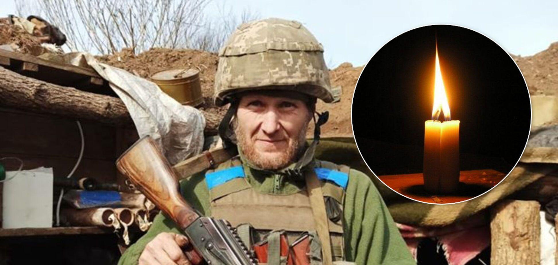 Отримав багато осколкових поранень: побратими показали фото загиблого на Донбасі героя