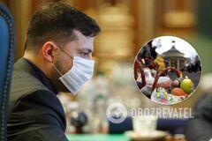 У Зеленського виступили з важливою заявою про коронавірус після Великодня