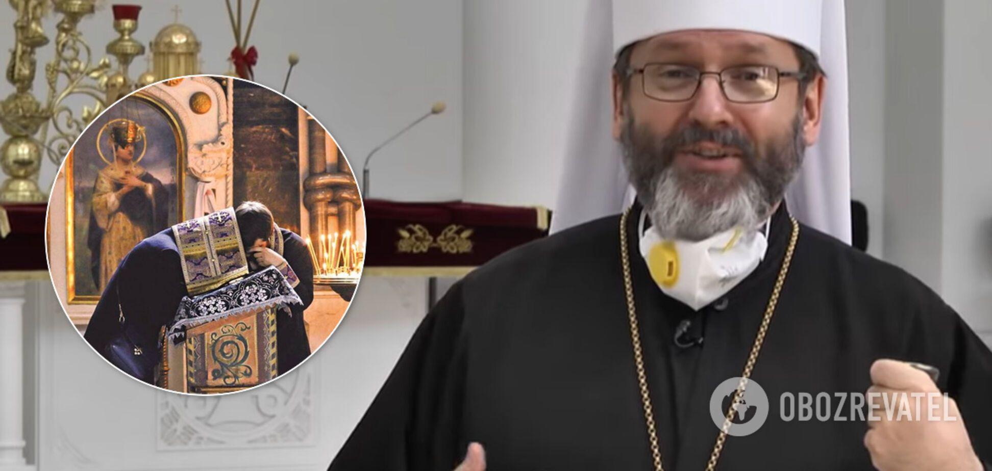 В УГКЦ разрешили украинцам посещать церкви, несмотря на карантин