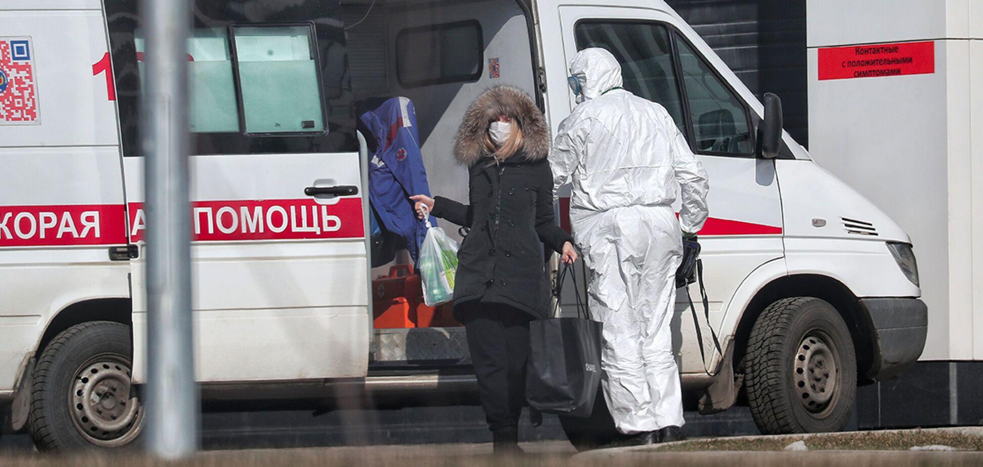 В России наметилась сложная история с вирусом