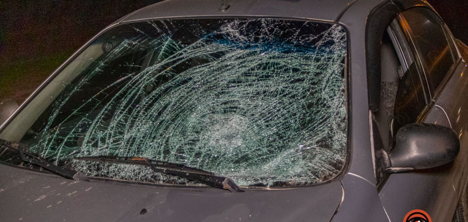 У Дніпрі на смерть збили пішохода: фото з місця ДТП