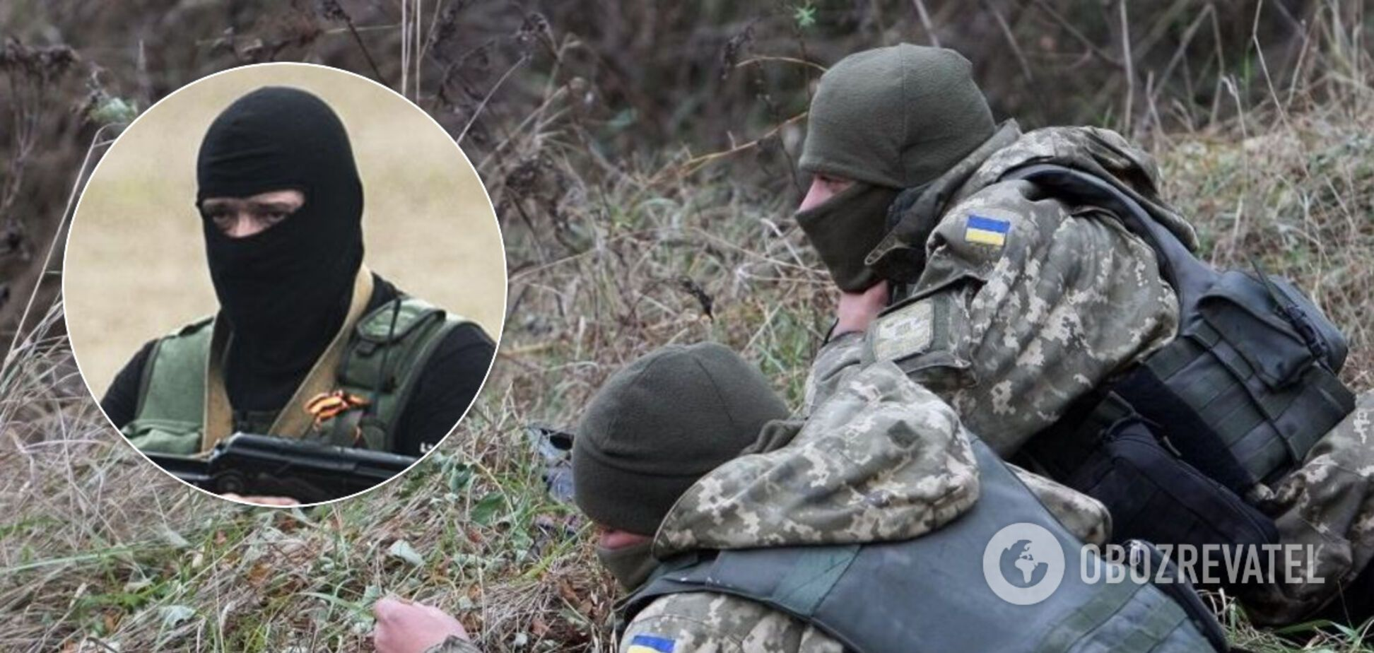 Найманці Росії поранили двох бійців ООС, але отримали потужну відповідь