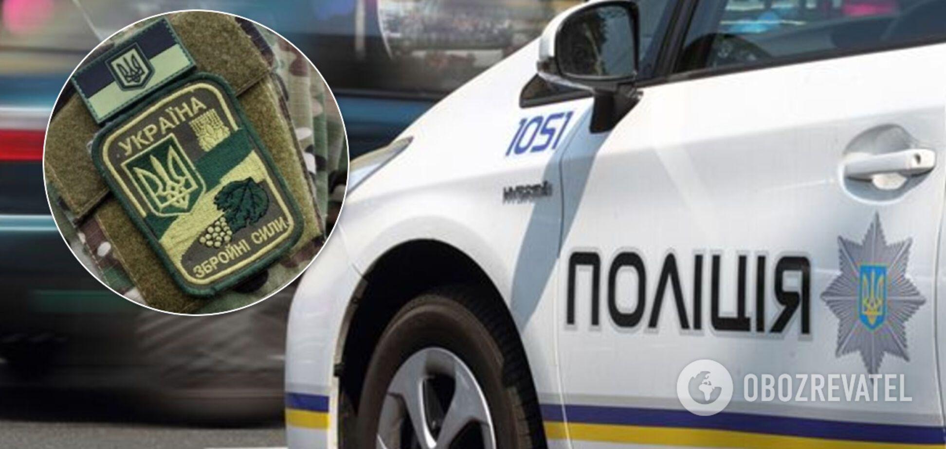 П'яні офіцери побили солдата і відібрали його авто у військовій частині під Одесою