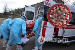 Майже 8 тисяч за добу: Росія очолила антирейтинг щодо COVID-19