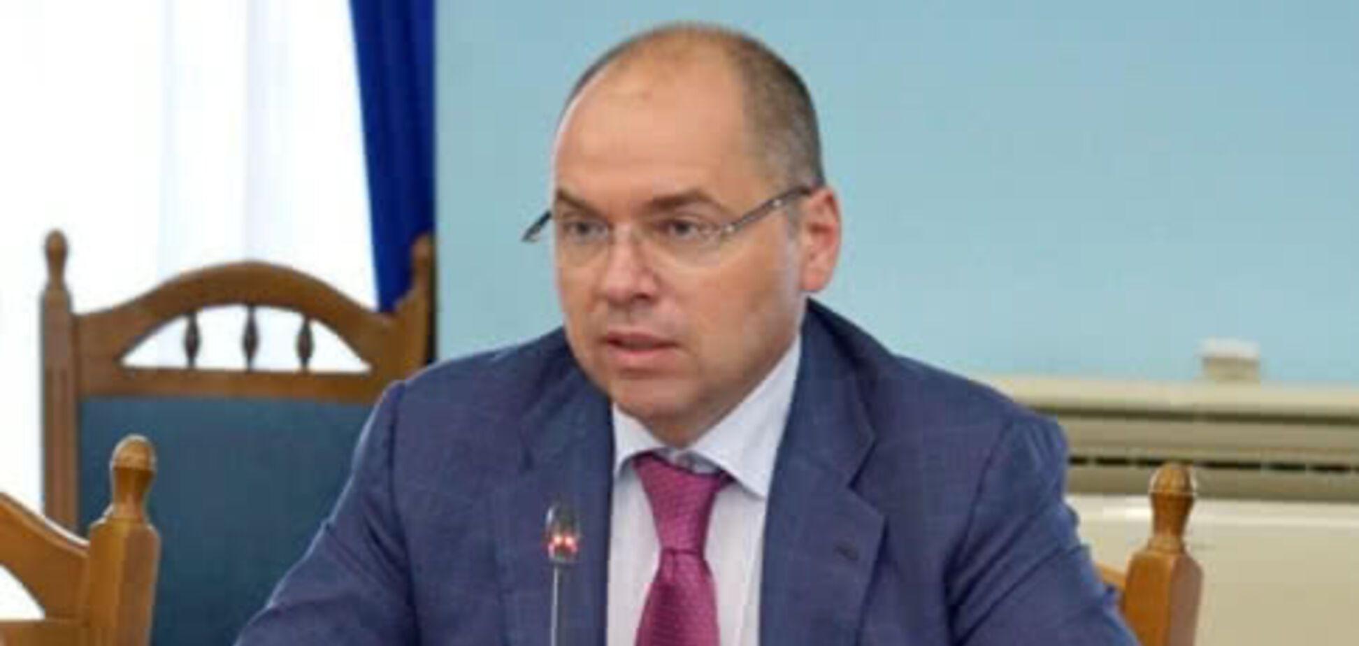 Степанов розкритикував роботу Супрун та Скалецької