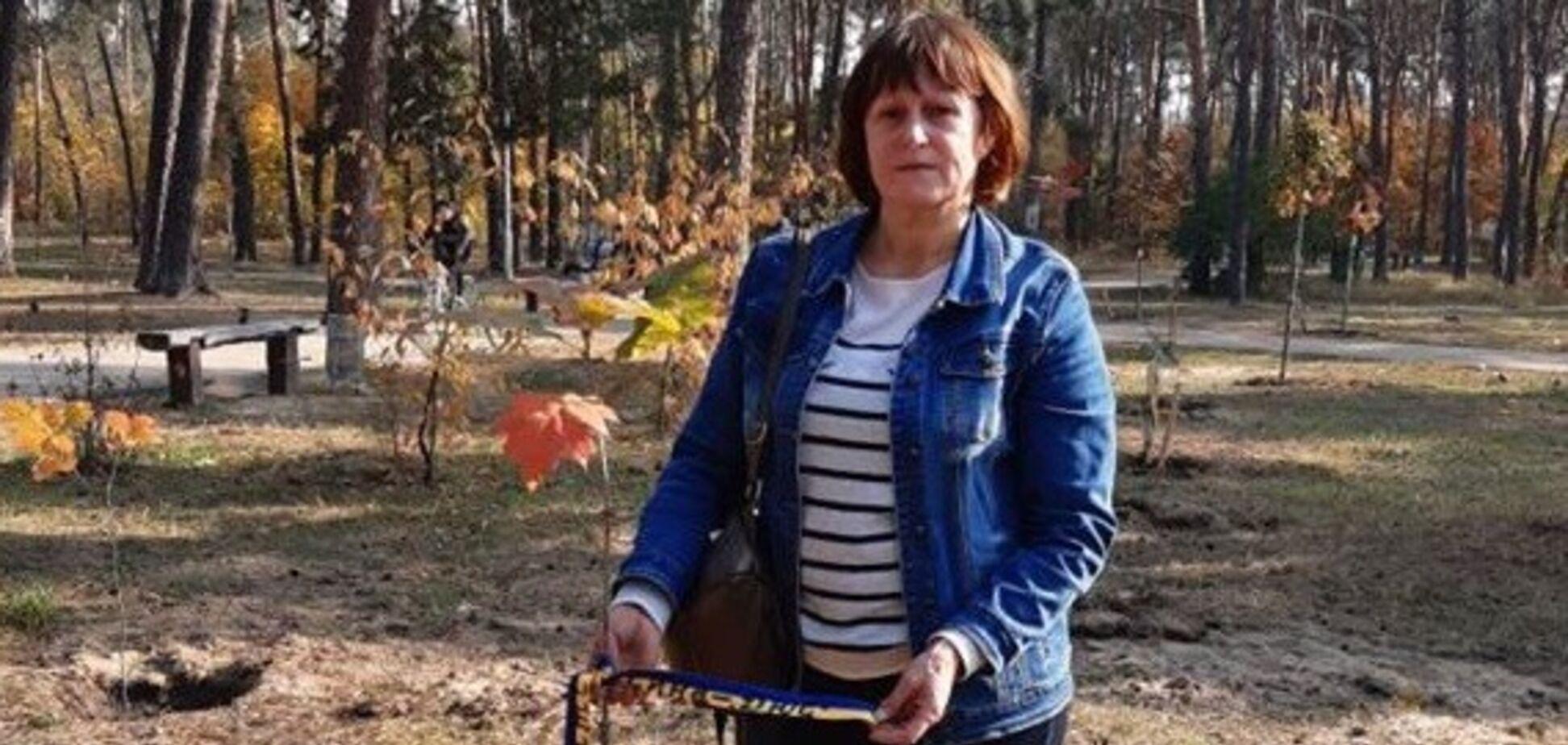 Людмила Хомчук