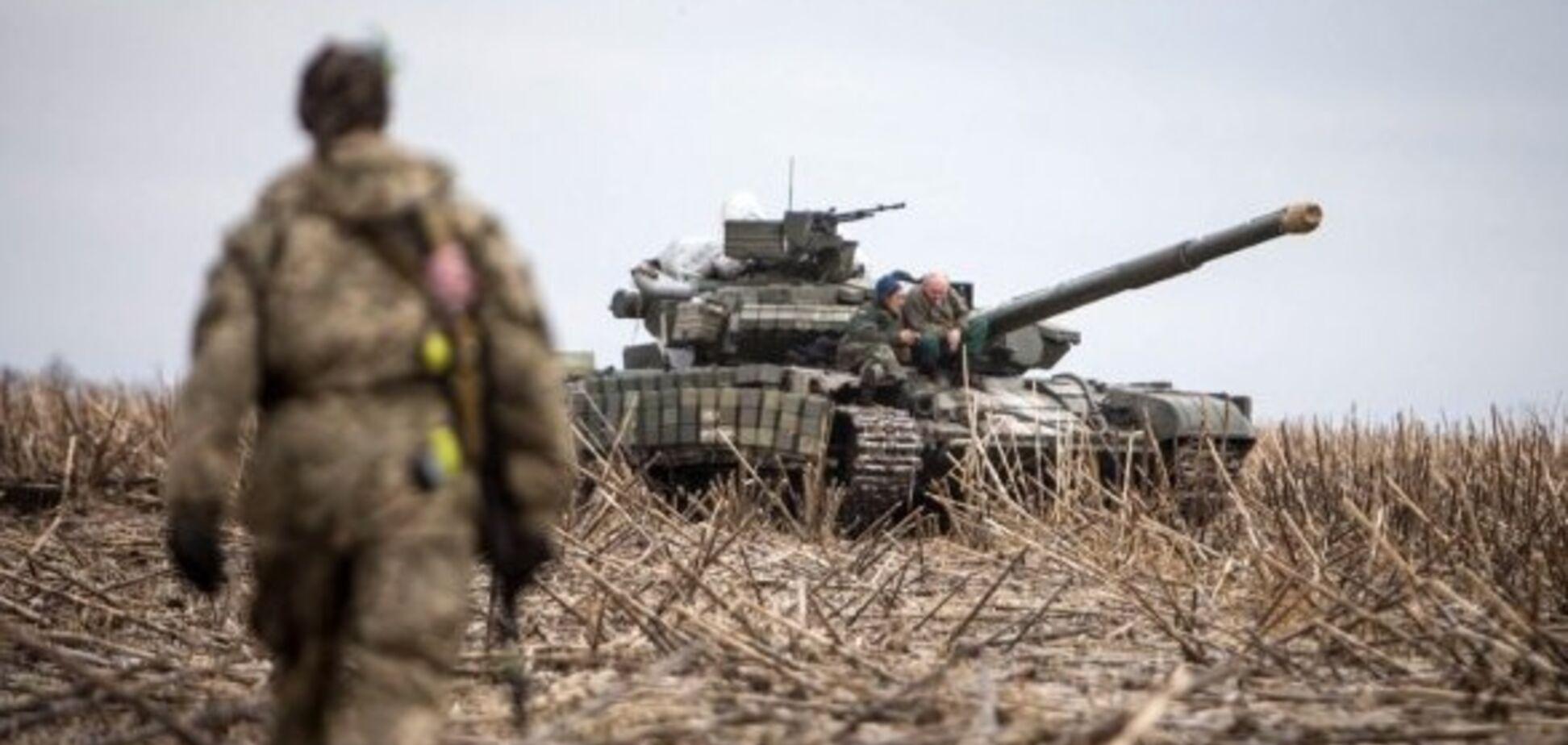 Российские оккупанты обстреляли из гранатометов защитников Украины
