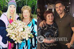 Билык, Джамала, Цибульская и другие: как выглядят мамы украинских звезд