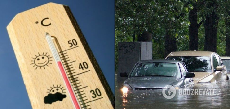Не змерзнемо, але реальний потоп! Синоптики дали прогноз на літо-2020 в Україні