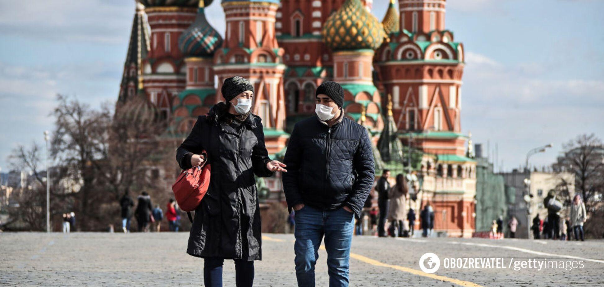 Великая Победа. Россия стала супердержавой по числу зараженных