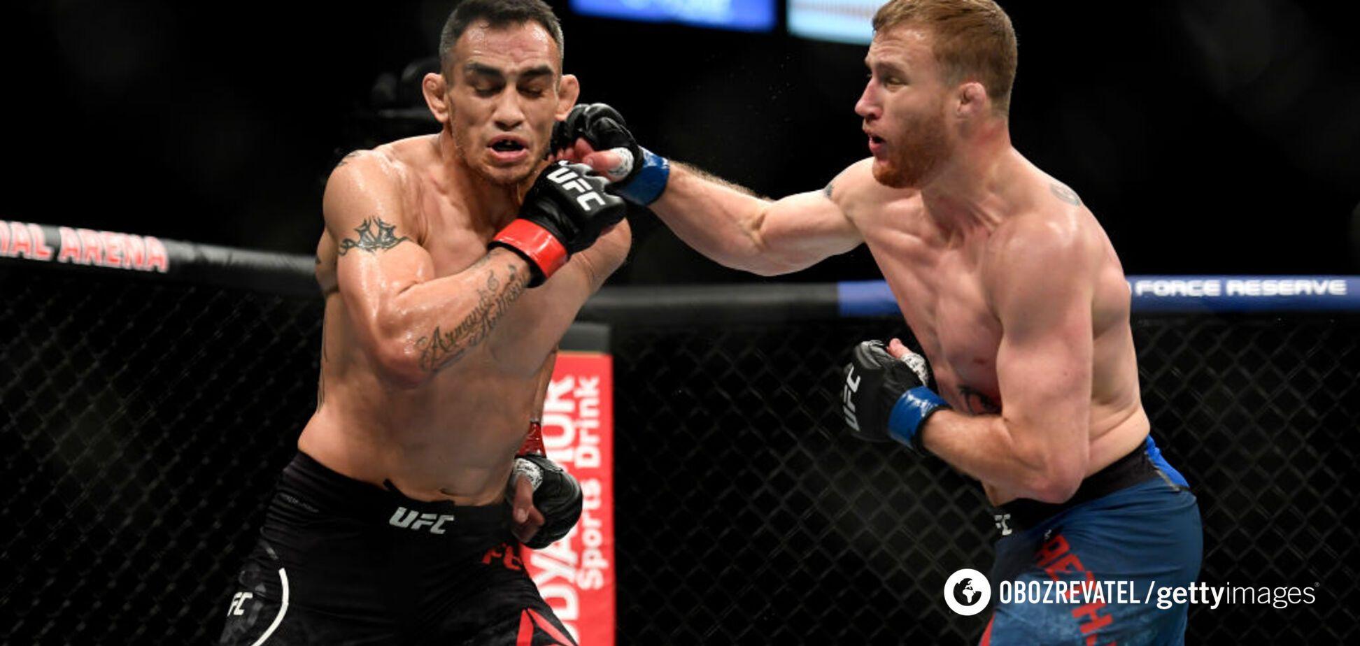 UFC 249: з'явилося відео сенсаційної поразки Фергюсона вперше за вісім років