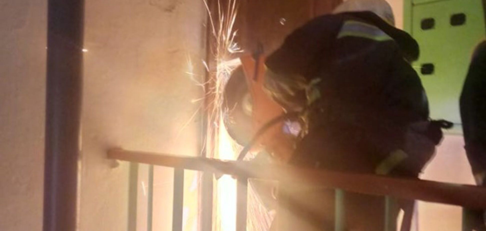 У Павлограді чоловік згорів у власній квартирі. Фото з місця НП