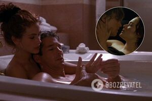 Названы самые известные сцены секса в кино: фото и видео