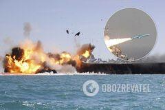 Іран потопив ракетою власний корабель: 40 загиблих, безліч зниклих безвісти