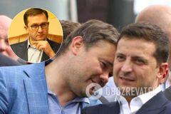 Уманский рассказал о 'неправильных' отношениях Зеленского с Богданом