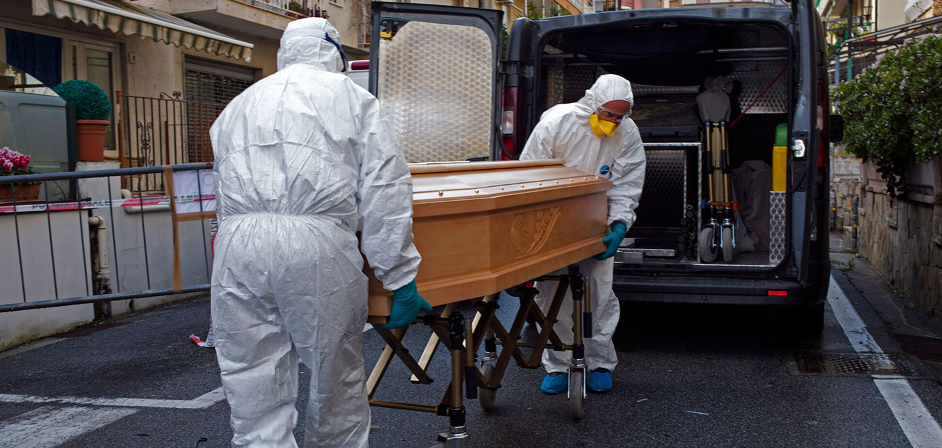 Смертність в Москві побила рекорд за 10 років: оприлюднена статистика