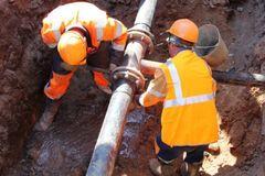 Масштабная авария на водопроводе в Киеве: 6 районов остались без воды