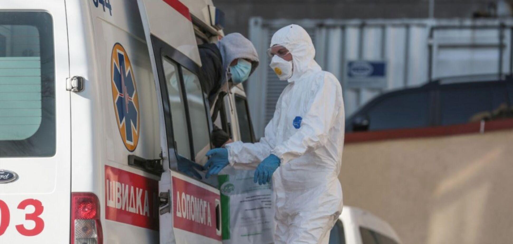 Пік коронавірусу в Україні зміститься: науковці КПІ проаналізували поширення епідемії