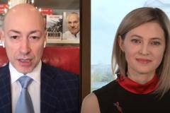 Интервью Поклонской Гордону: 'Не пугайте Зеленского майданами'