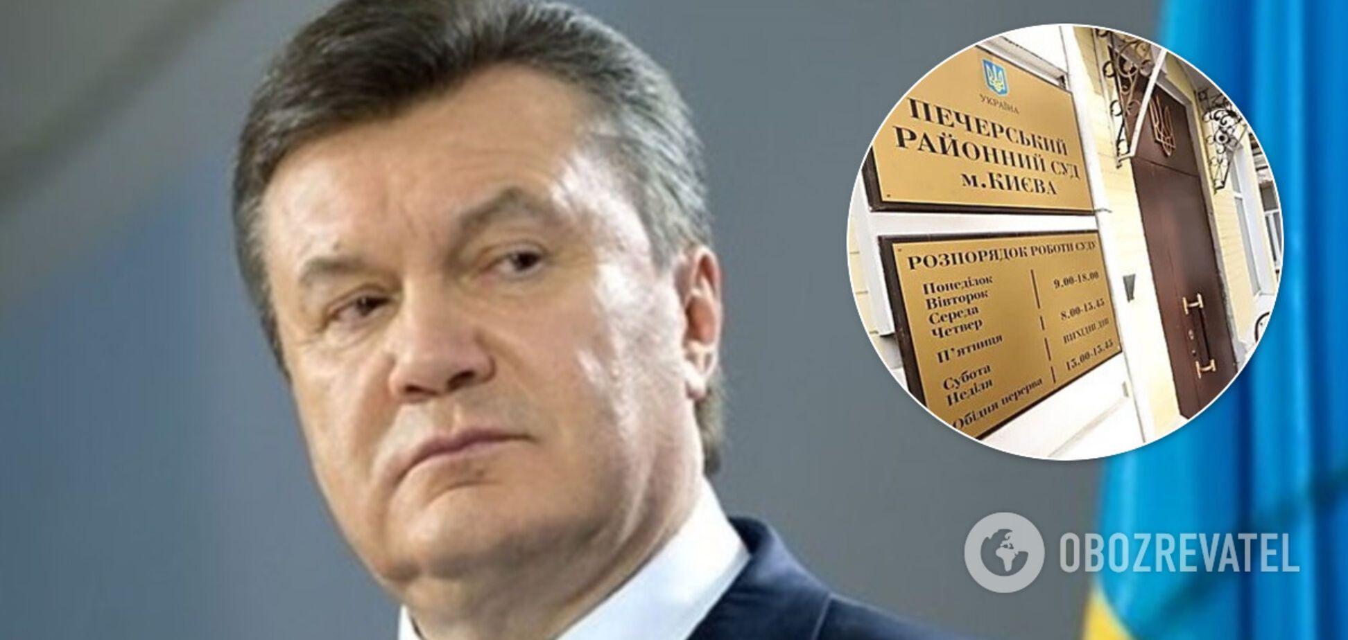 Суд заарештував Януковича у справі про вбивства під час Революції Гідності