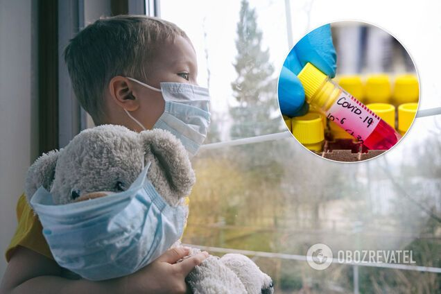 Коронавірус у Києві спалахнув із новою силою. Ілюстрація