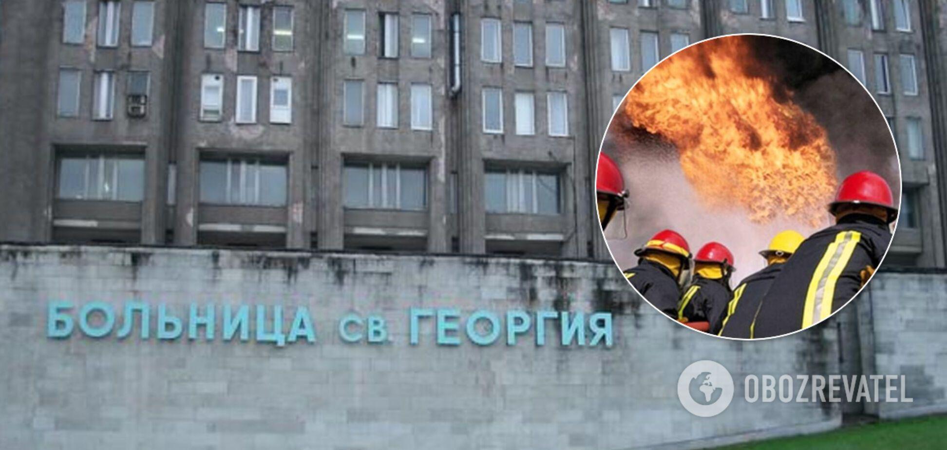 В Петербурге сгорело коронавирусное отделение больницы: погибли COVID-позитивные