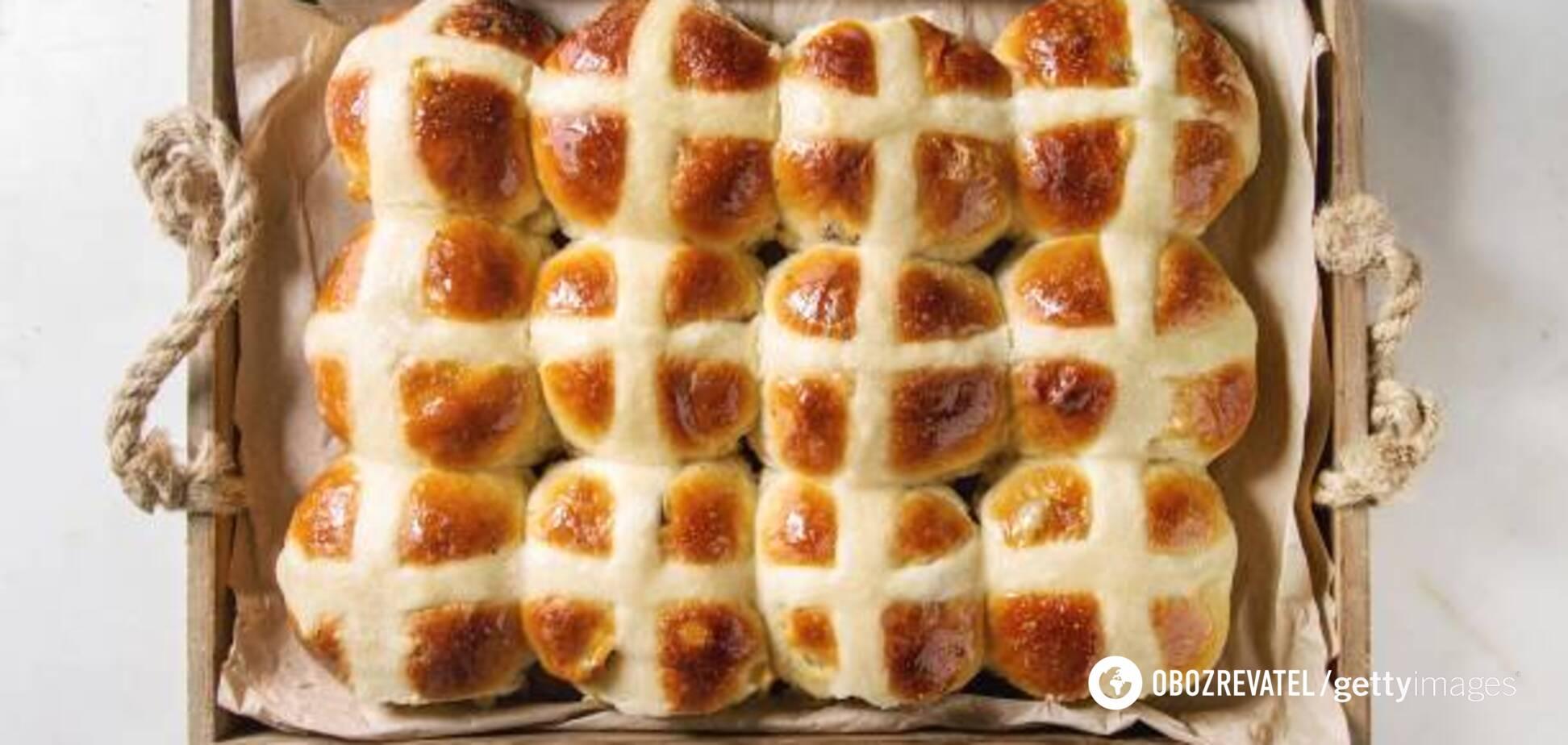 Англійські булочки з малюнком: рецепт від відомого фуд-блогера