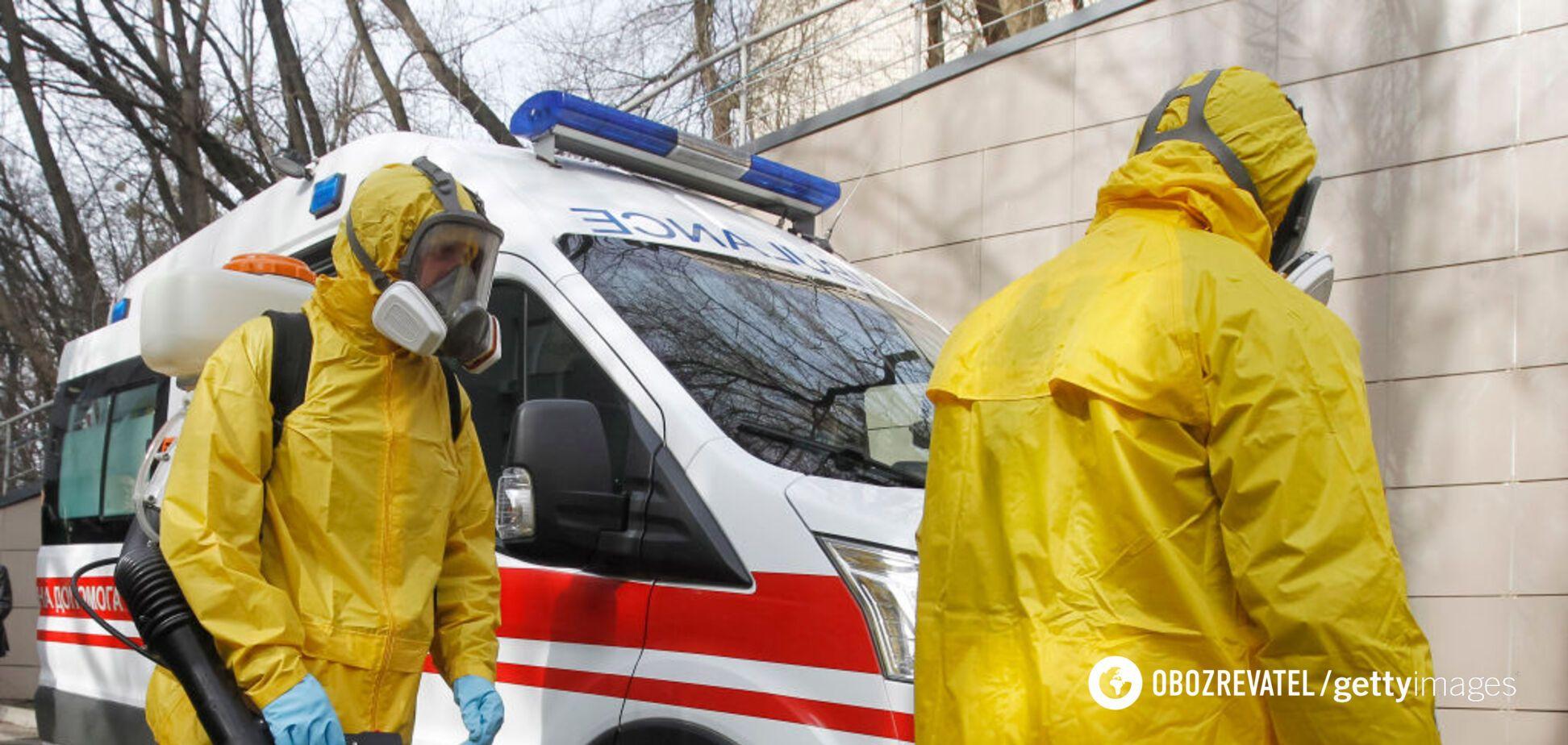 Ситуация критическая: в Черновицкой области произошла вспышка COVID-19