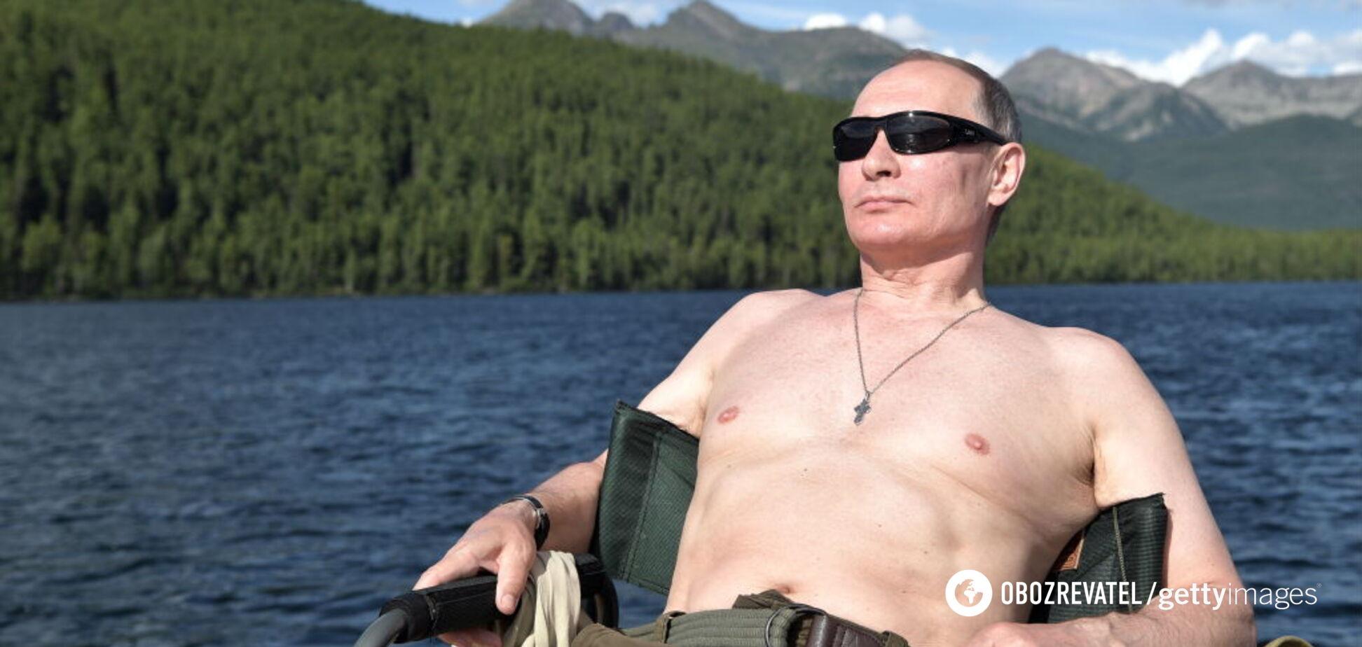 Где Путин прячется от коронавируса