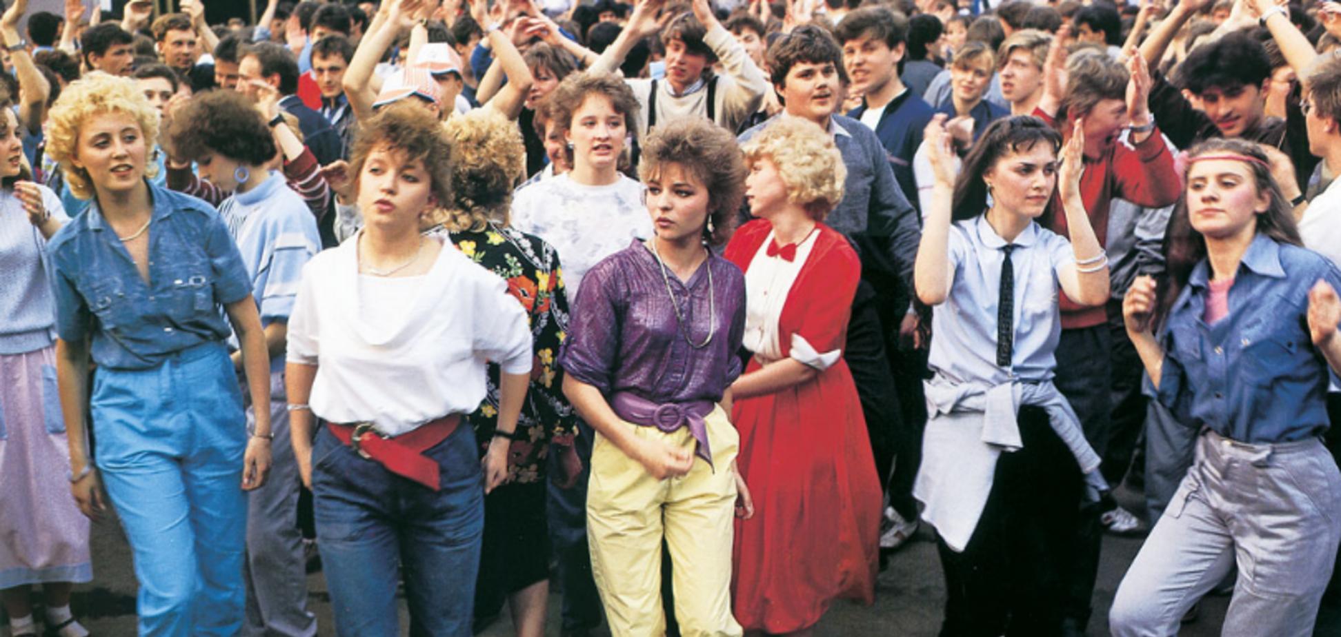 Мода СРСР: як одягалася радянська молодь на дискотеках і що забороняли