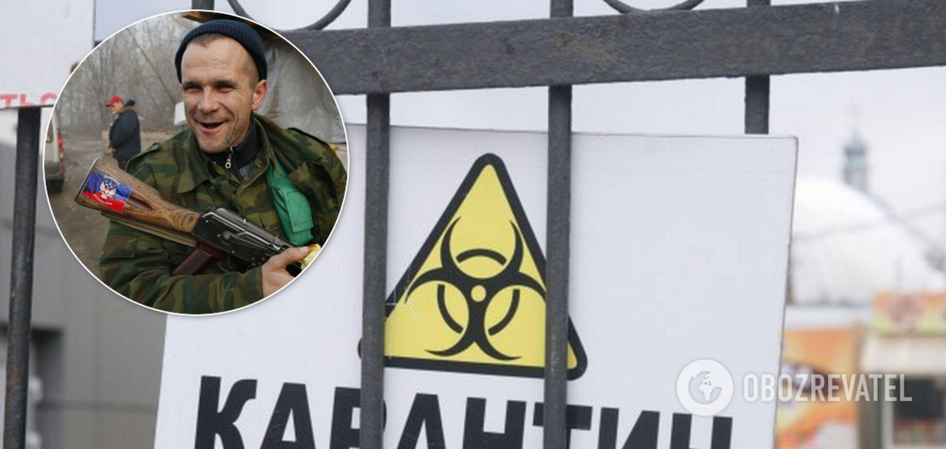 В 'ЛНР' збунтувалися проти карантину: нема на що жити. Відео