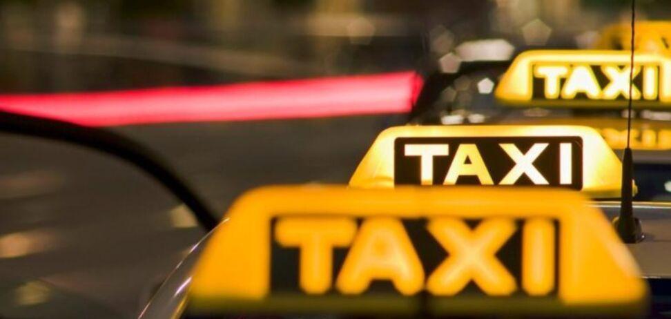 Таксі дозволено рухатися смугами для громадського транспорту
