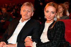 Навка рассказала о состоянии Пескова, которого госпитализировали с коронавирусом