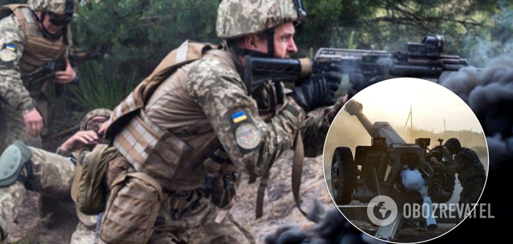 ЗСУ розгромно вдарили по військах Росії на Донбасі: багато поранених