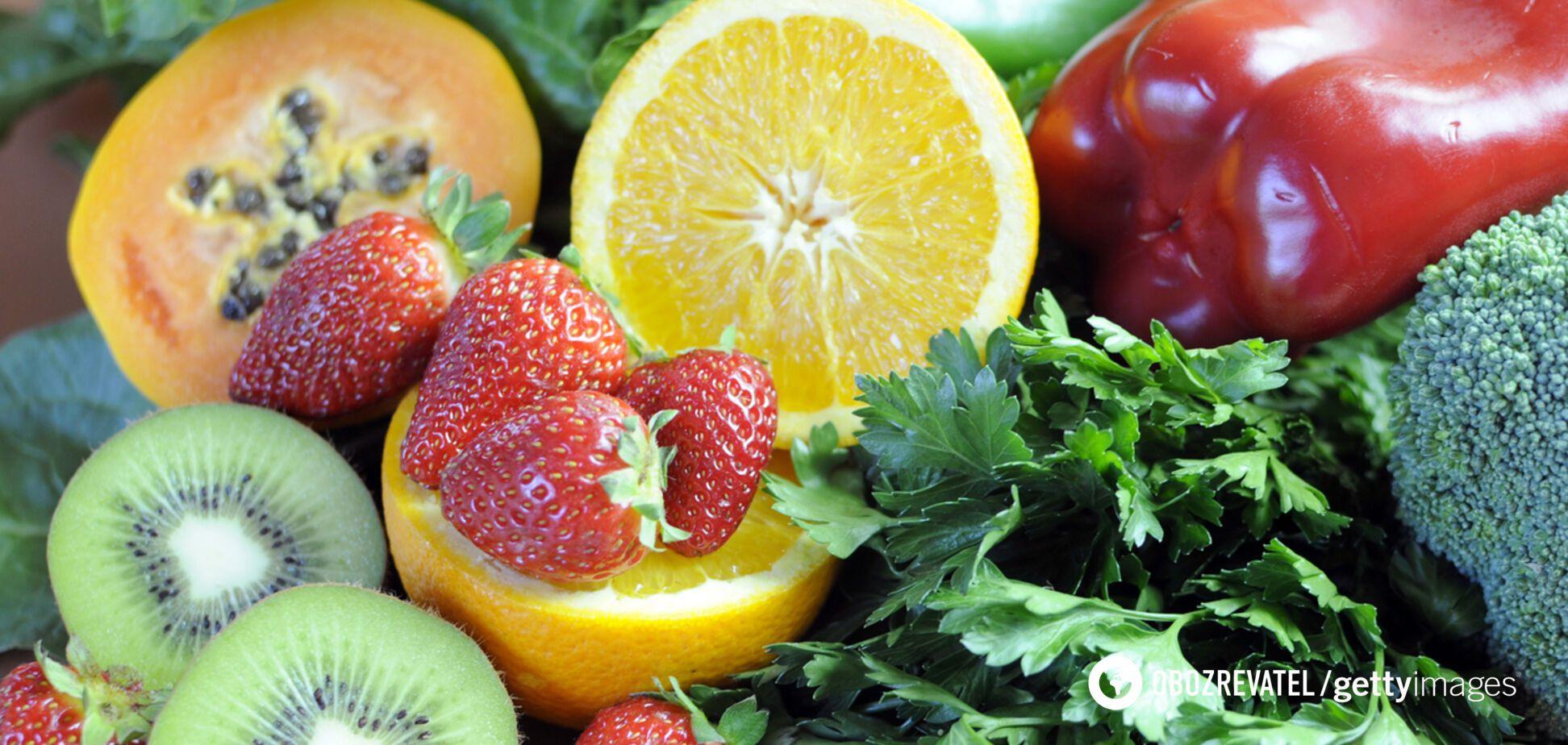 Зміцнюємо здоров'я: названо вітаміни, які підвищують імунітет
