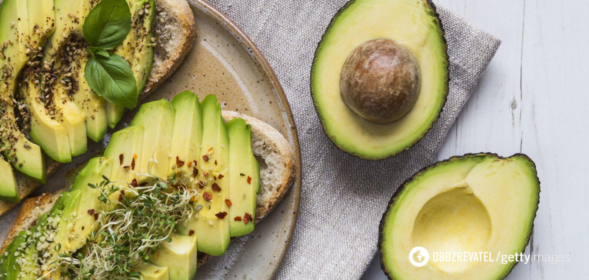 Авокадо: поживний фрукт, який обов'язково повинен бути у вашому раціоні