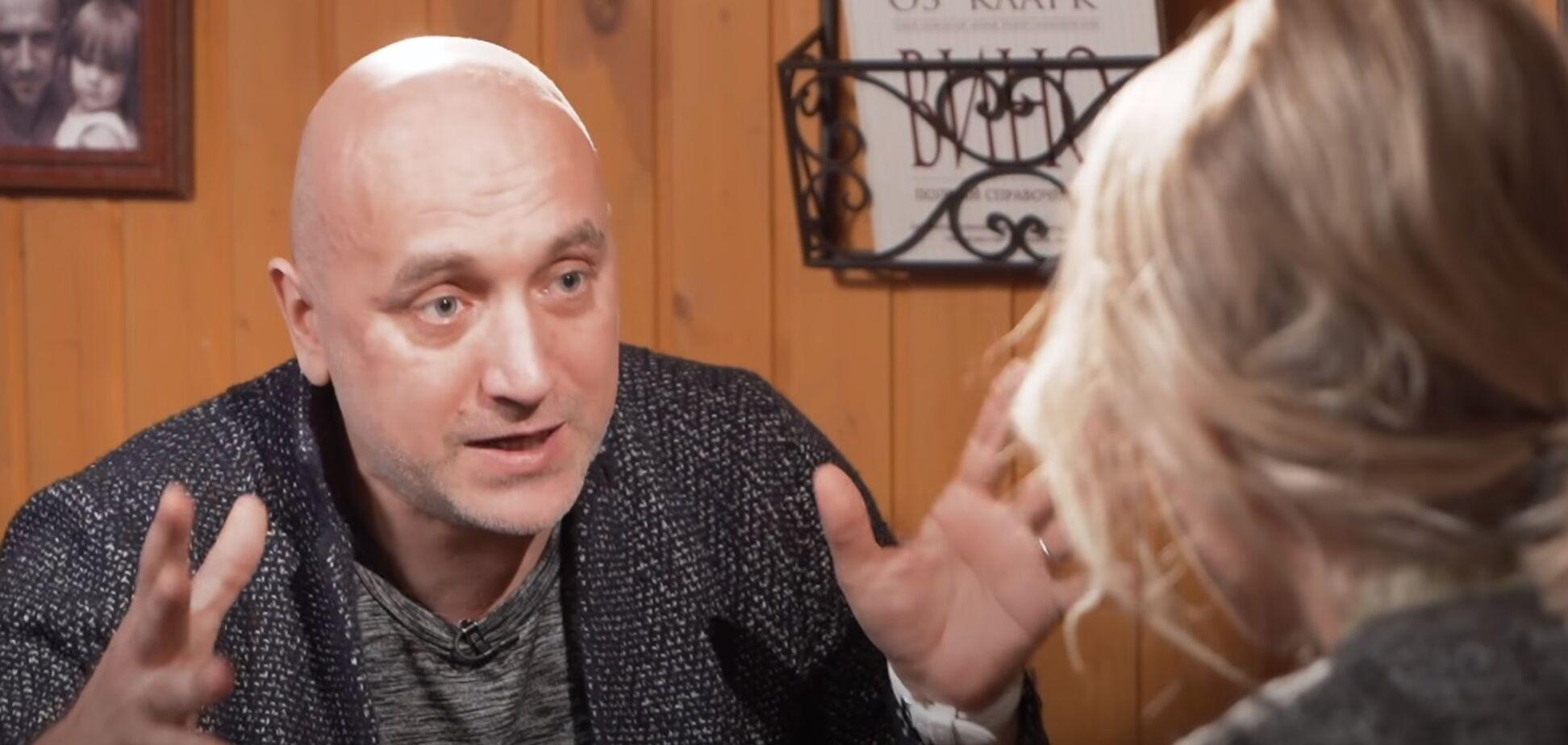 'Впарили уродливую религию!' Прилепин набросился на известную группу критикующую Путина