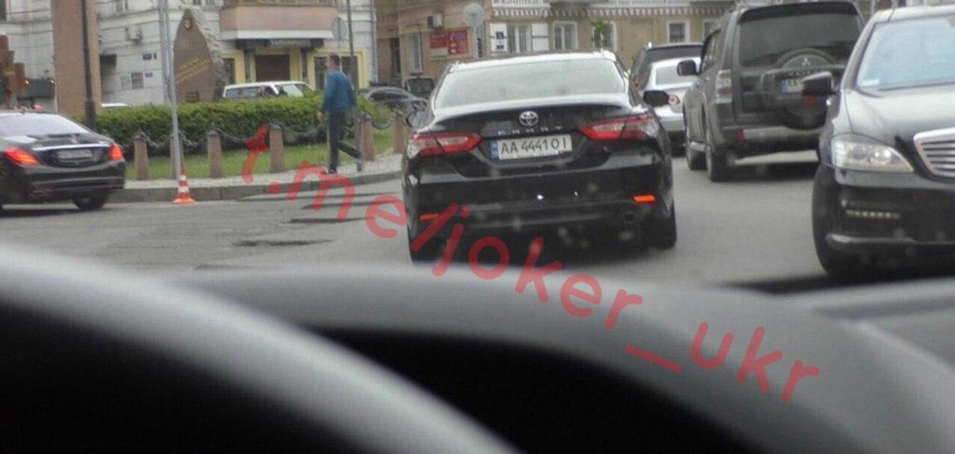Джокер узнал о тайной встрече 'смотрящего' за Киевом с Тищенко. Фото