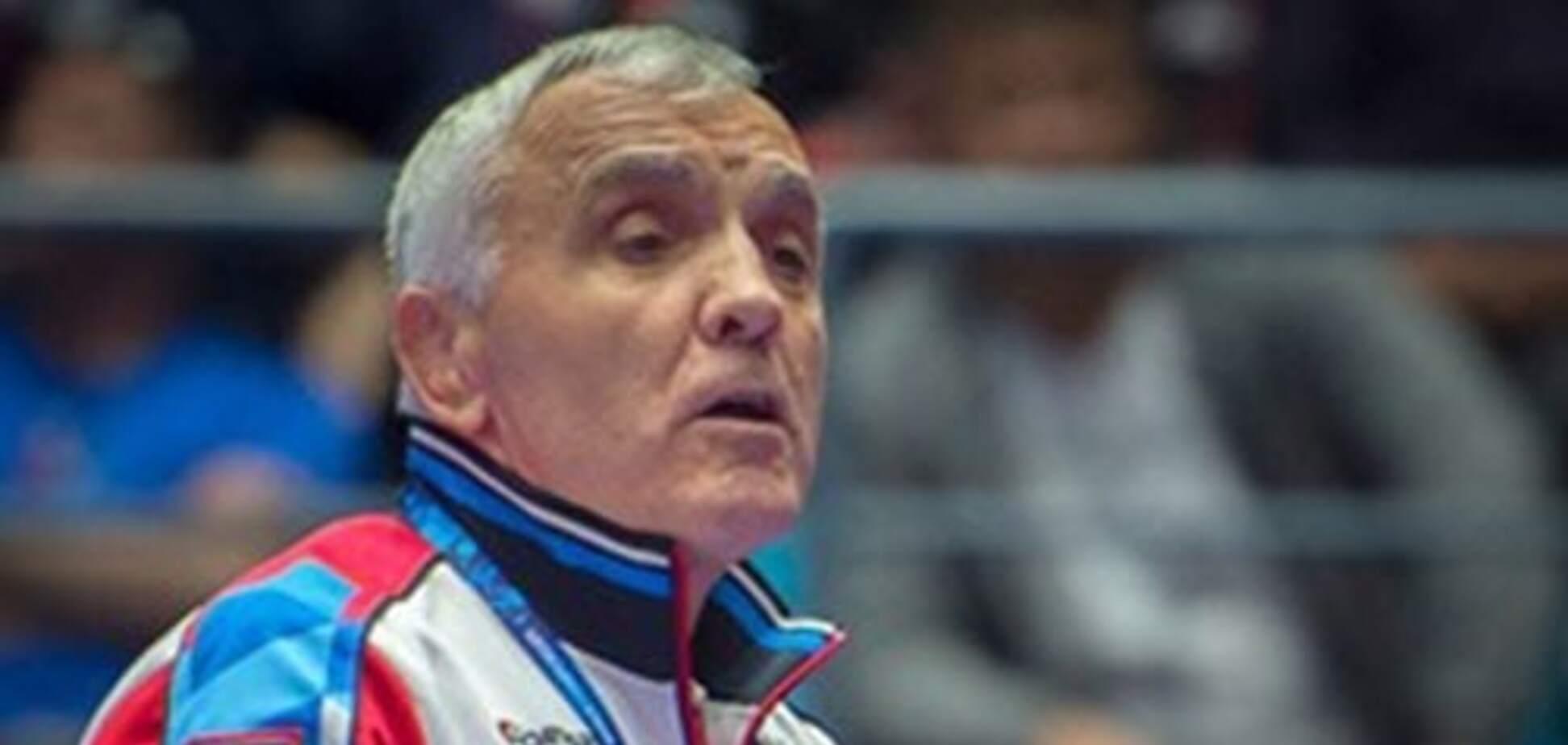 Тренер сборной России Магомед Алиомаров умер от коронавируса