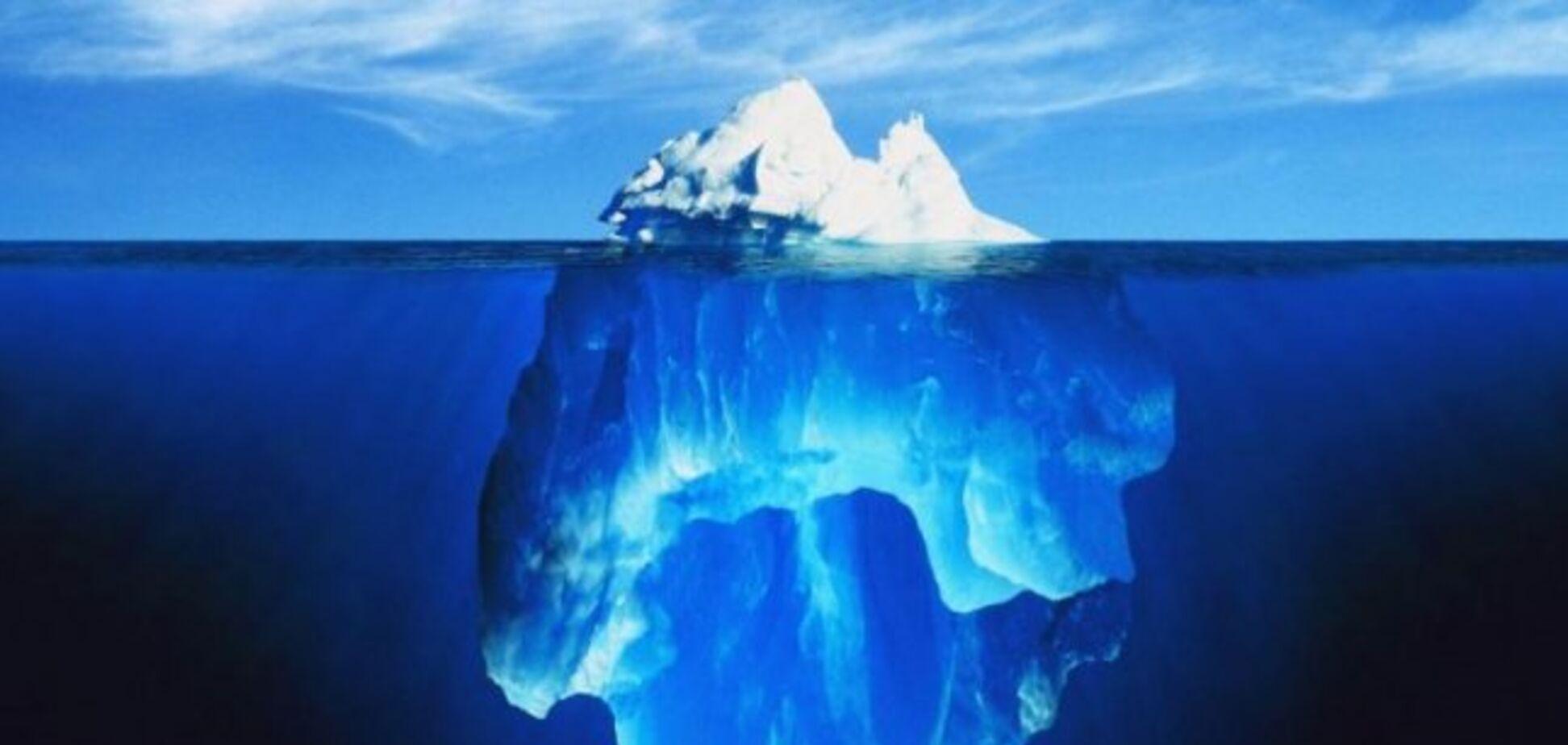 Ледники: образование и типы