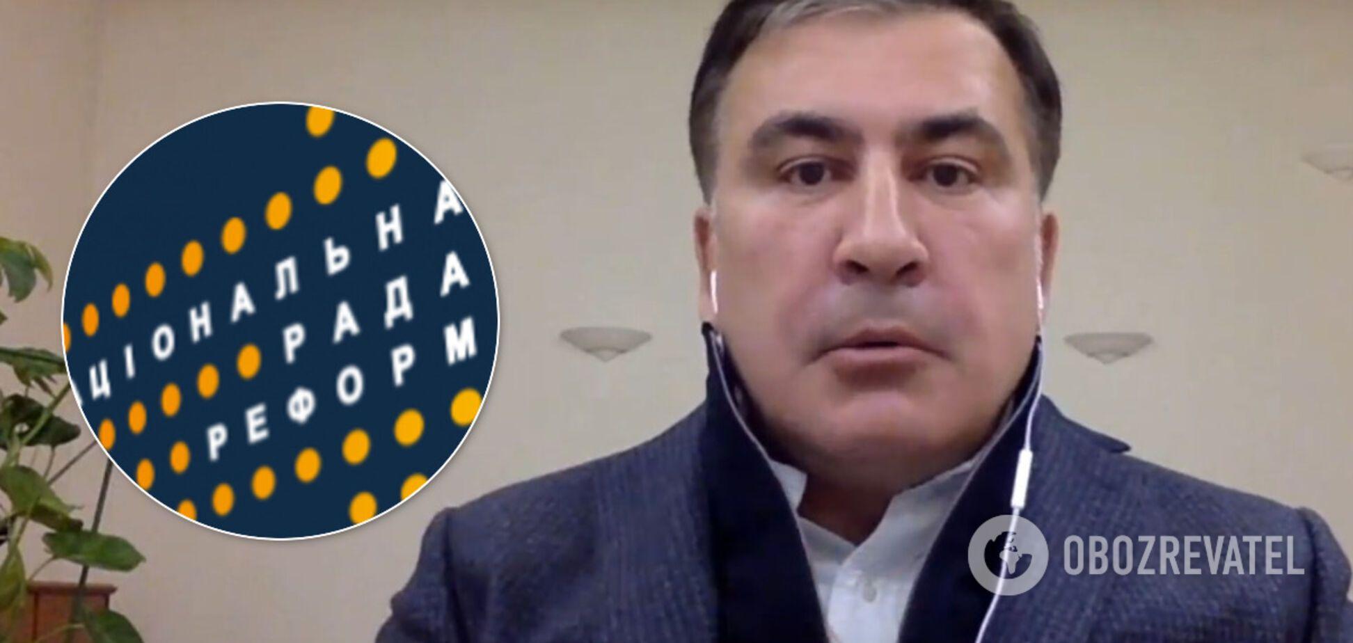 Саакашвілі оголосив конкурс до Нацради реформ у Facebook: що хоче від кандидатів
