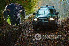 На Закарпатье пограничники устроили погоню за контрабандистами