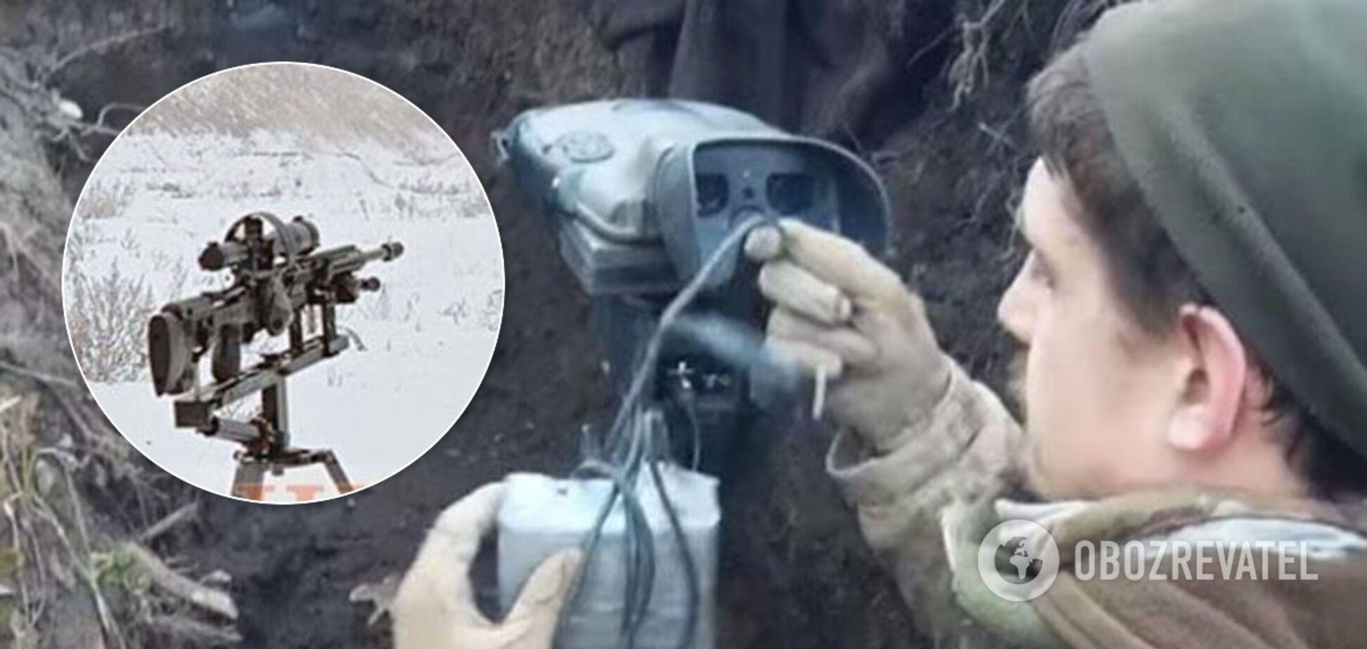 Росія вбиває українців на Донбасі за допомогою озброєння із Франції. Фото
