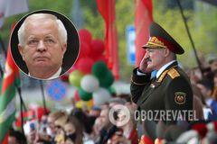 'Син партизана': посол Словаччини позбувся посади після параду Лукашенка на 9 травня