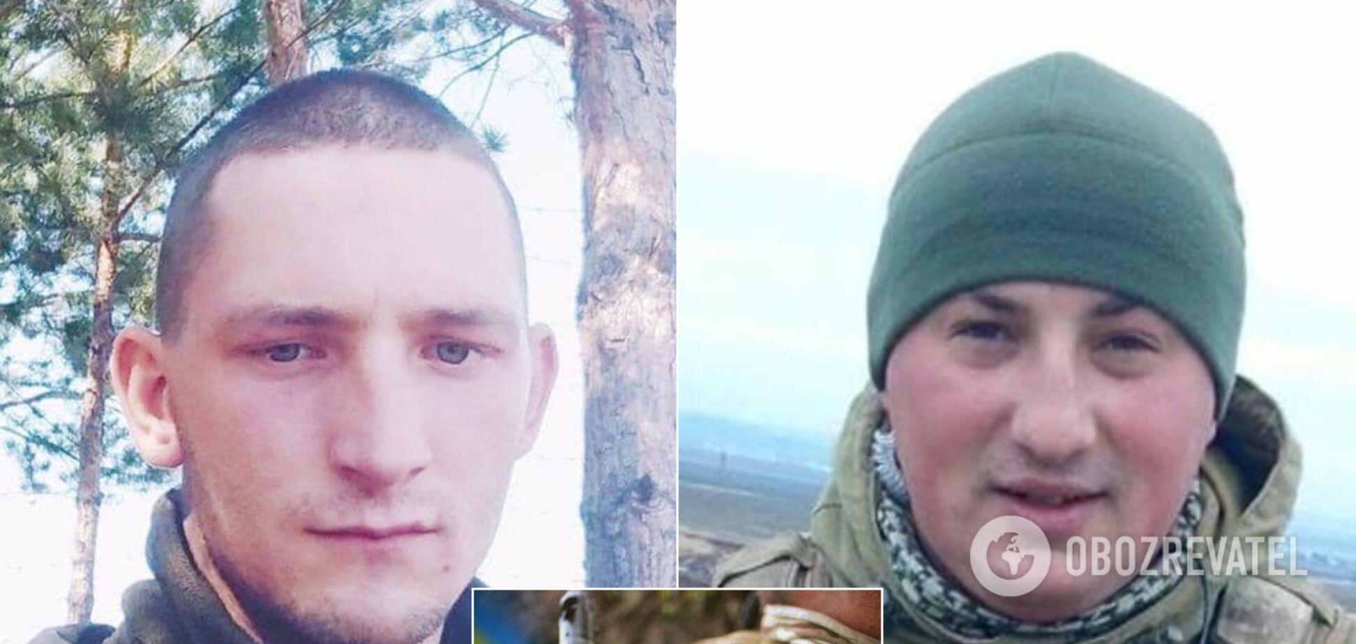 На Донбасі загинули молоді бійці ЗСУ: імена і фото Героїв