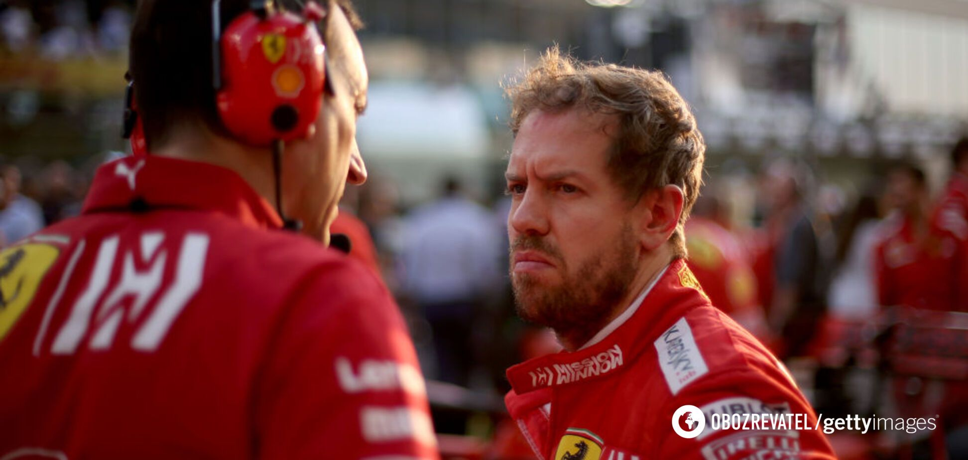Офіційно: Ferrari вигнала Феттеля, підписавши пілота з команди-конкурента